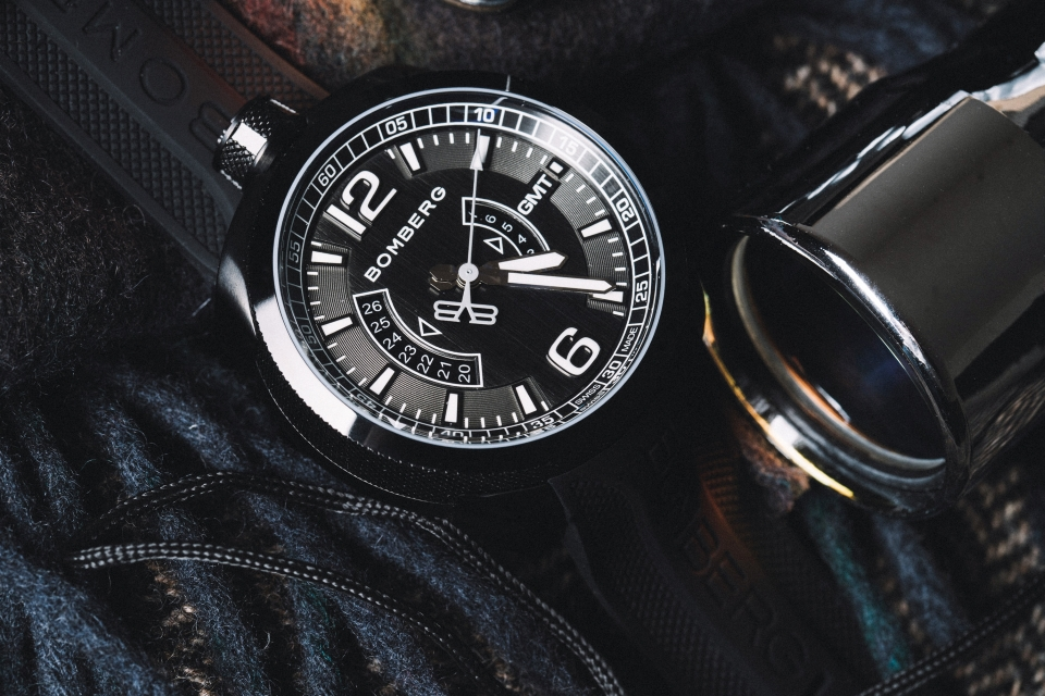 DSC02672 copy - DA MAN Magazine - Bomberg watch - brand story