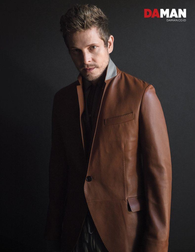 Matt Czuchry-Print-6 DA MAN magazine - Mitchell Mccormack