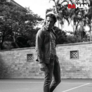 Nic Print BW-3-DA MAN magazine - Ronald Liem