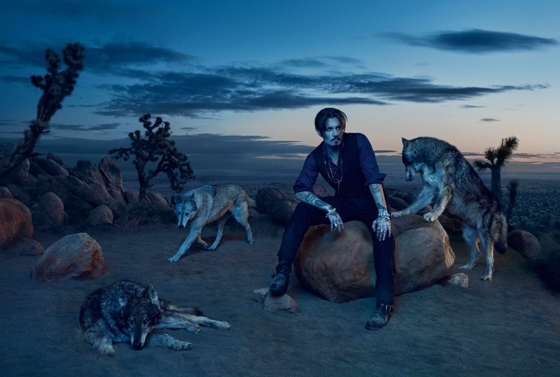 7d8e14a90 You can check out Johnny Depp's acting in the latest Dior Sauvage Fragrance  video campaign, below.