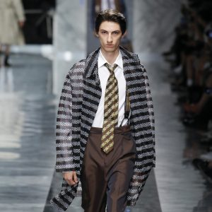 FENDI copy - DA MAN magazine - 360 Runway