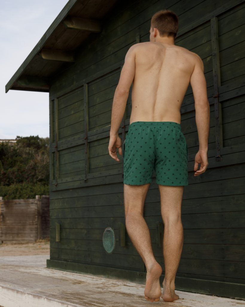 M. Marcelle Mens Swimwear Collection Debuts at Fashion