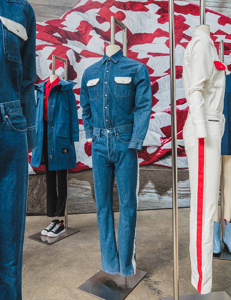 Calvin Klein Jeans Channels Western America for Spring Summer 2018 ... 41151c9d69f