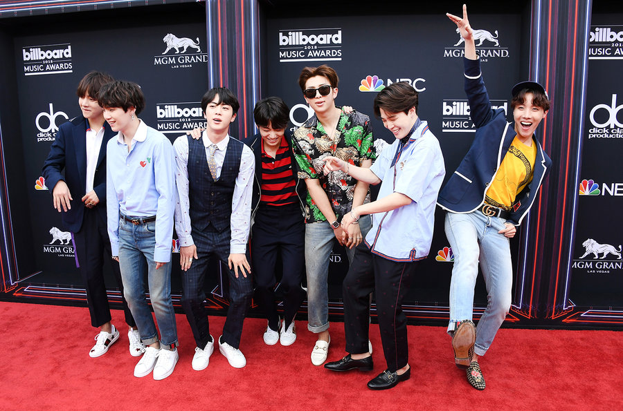 The Best Dressed Men (And Winners) at the 2018 Billboard