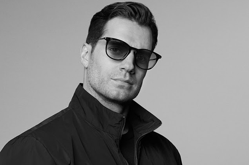 Henry Cavill Is The New Boss Eyewear Ambassador Da Man Magazine