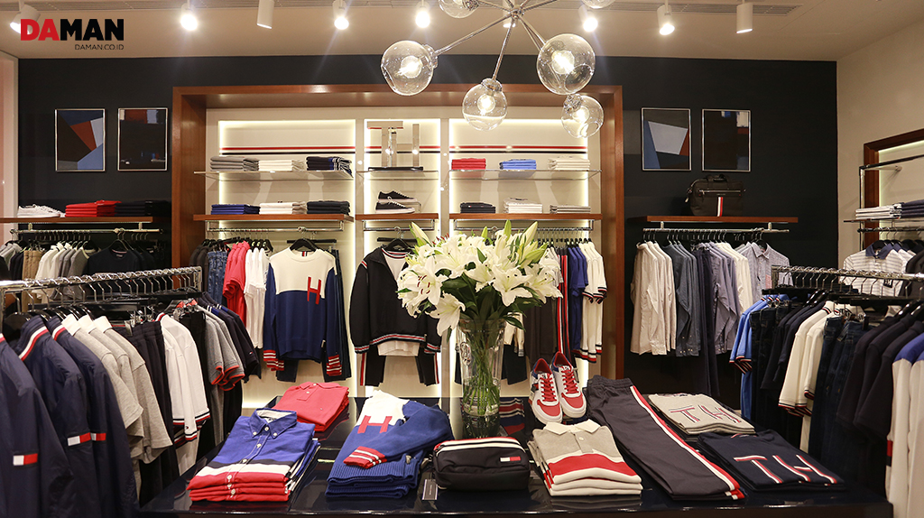 The all-American collection in Tommy Hilfiger Jakarta is loaded with cool  casual styles for work and play. 6e0be9abcf0