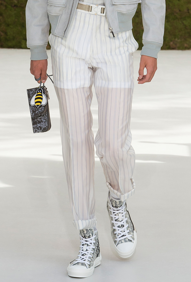 a closer look at dior homme ss19 by kim jones