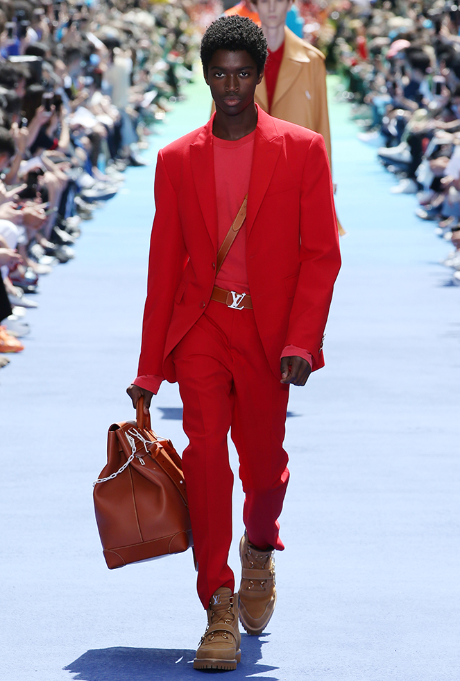 Louis Vuitton Menu0026#39;s Spring-Summer 2019 Fashion Show | DA MAN Magazine