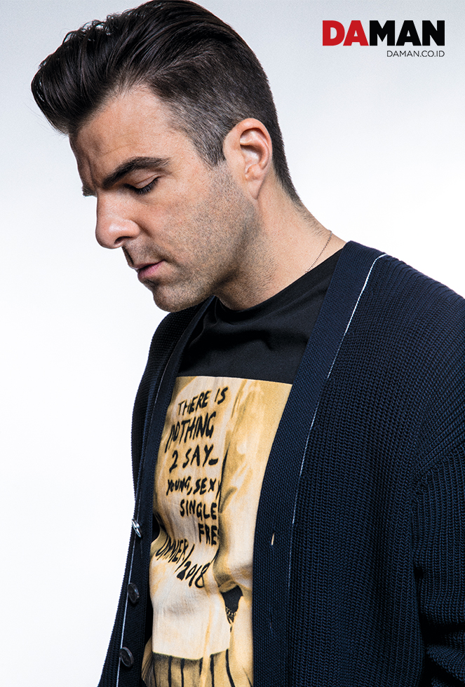 actor zachary quinto stars on daman june