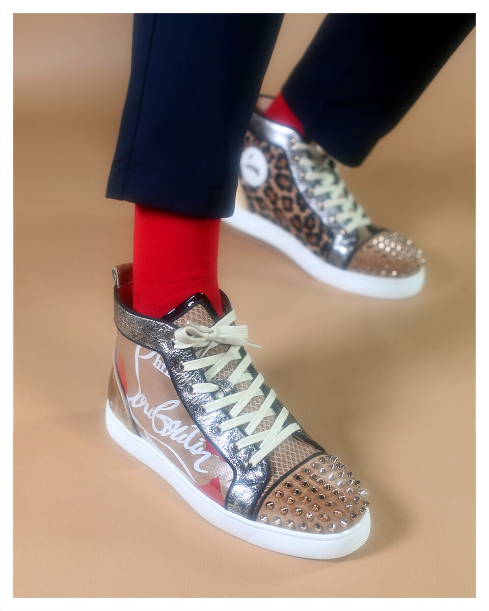 e0d9d6f9fed2 Christian Louboutin presents the Loubi in Progress Collection for F ...