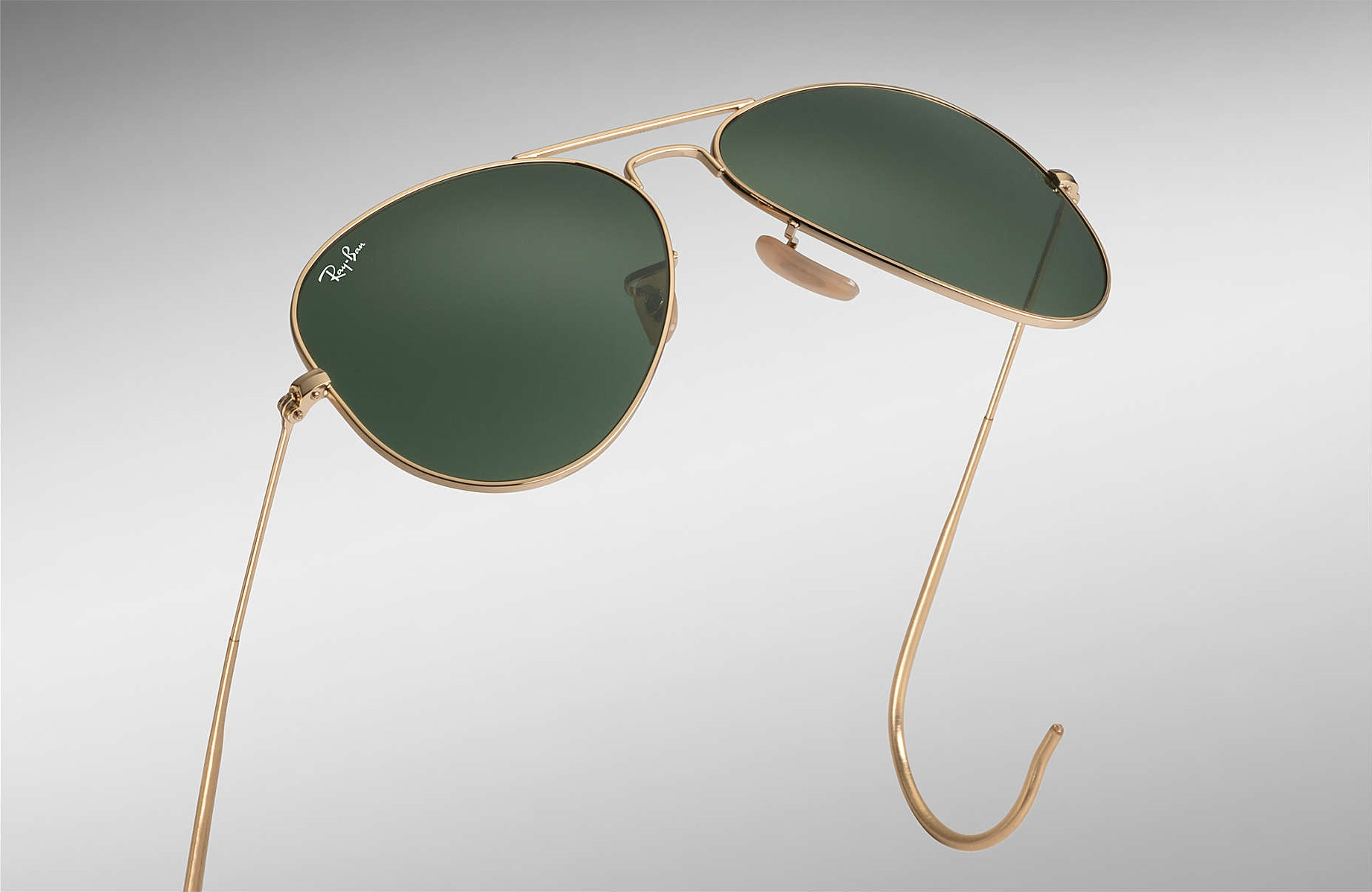 bf4a2436f9 Ray-Ban Reloaded  The Classic Aviator Reinvented for the Modern Man ...
