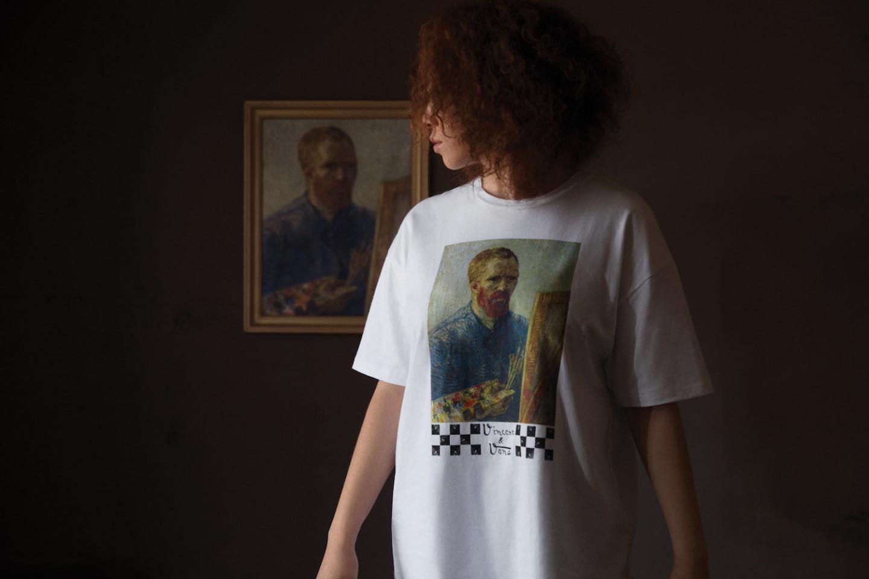 3de9906fe29 Vincent Van Gogh x Vans Collaboration  Pictures