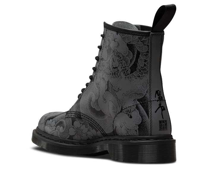 Dr Martens Releases Special Edition Tattooed 1460s Da Man