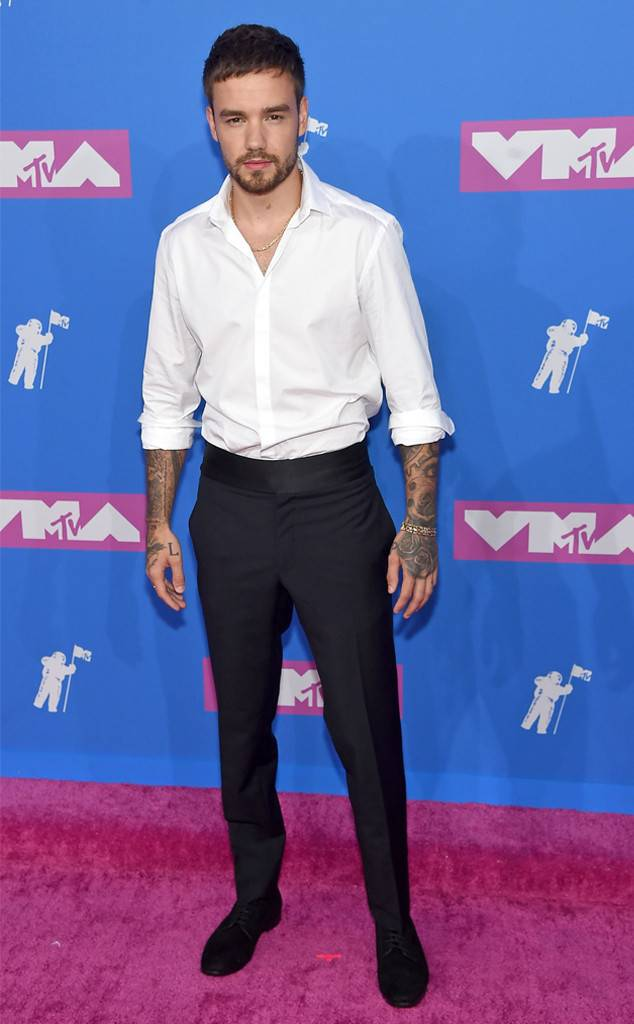 Image result for liam payne vma