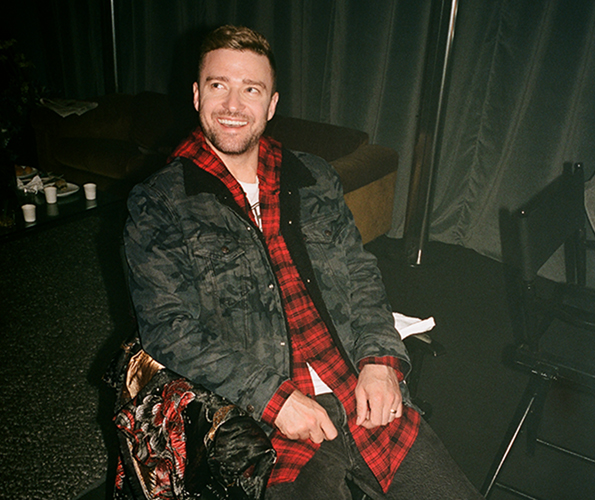 Levi's Collaborates with Justin Timberlake on New Collection | DA ...
