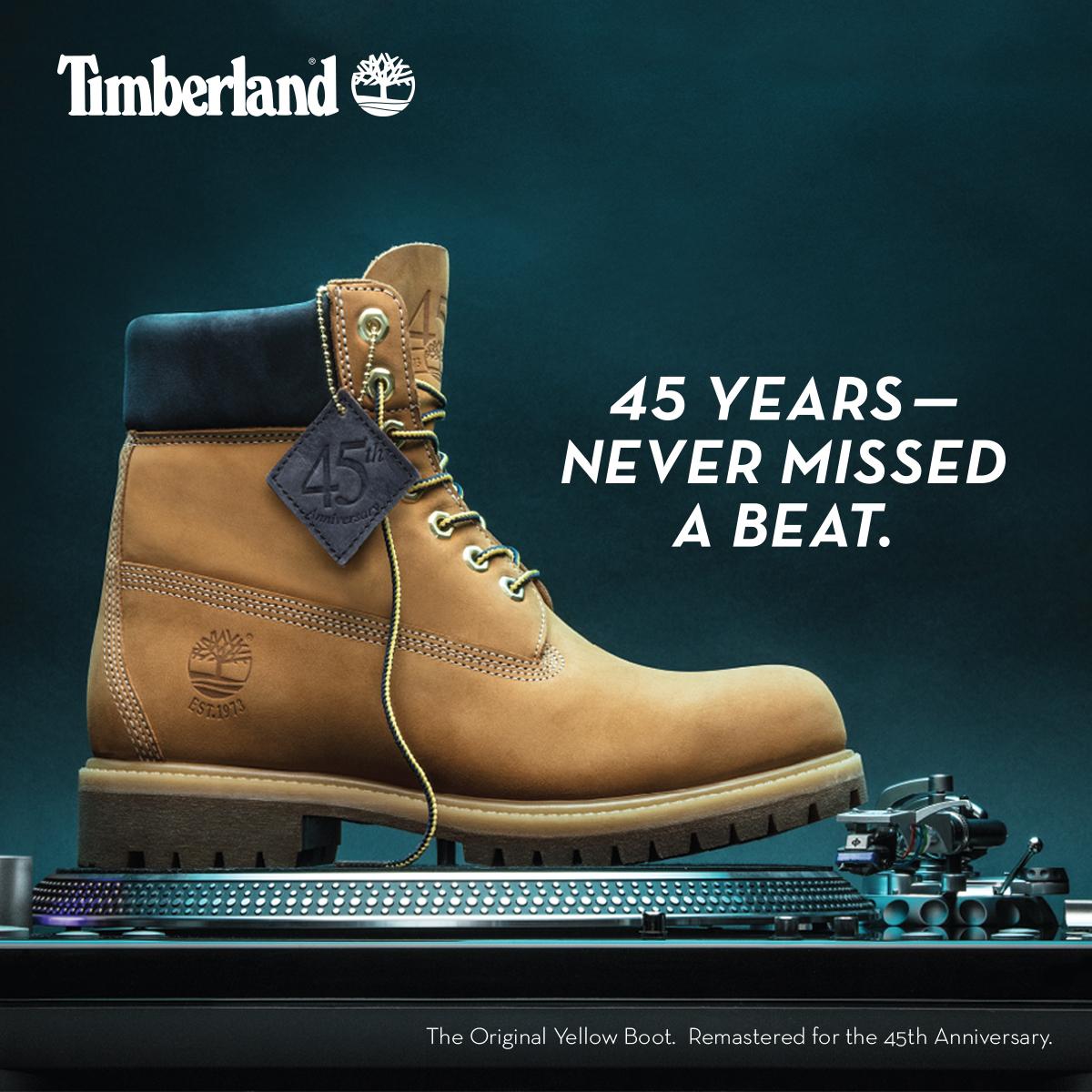 Timberland Launch 45th Anniversary Collection | DA MAN Magazine