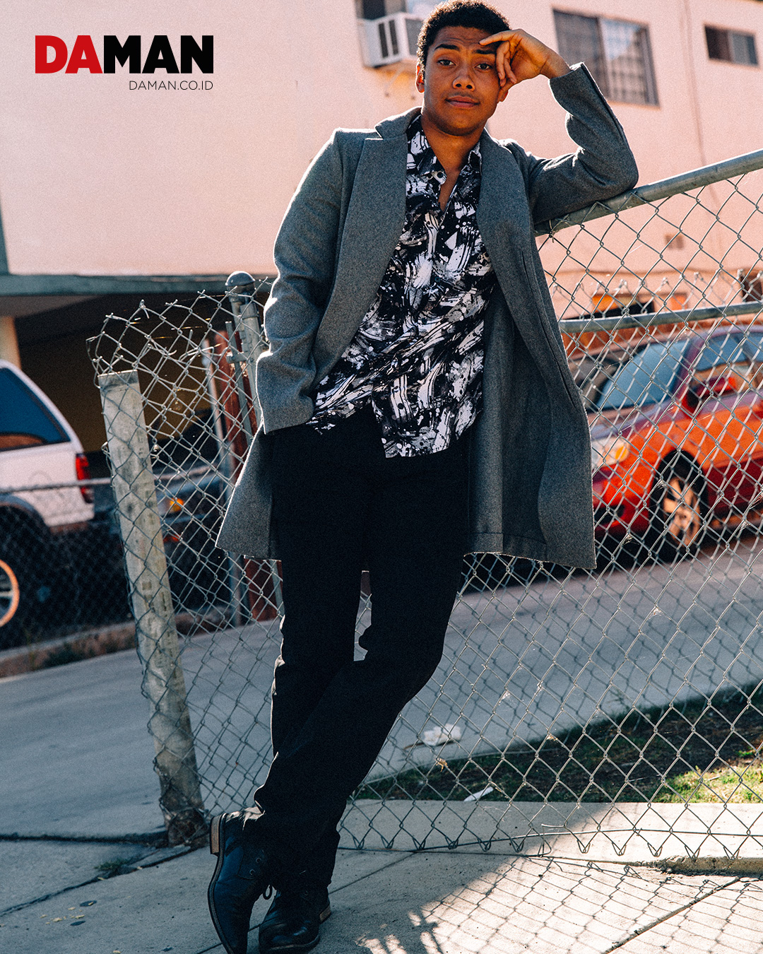Chance Perdomo Of Quot The Chilling Adventures Of Sabrina
