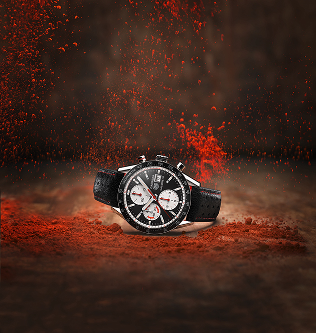 14caa76c9409 TAG Heuer Celebrates Carrera s Anniversary With Special Editions ...