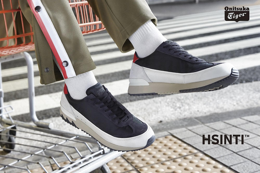 newest collection f9228 df63c Onitsuka Tiger Launch The HSINTI Sneakers | DA MAN Magazine