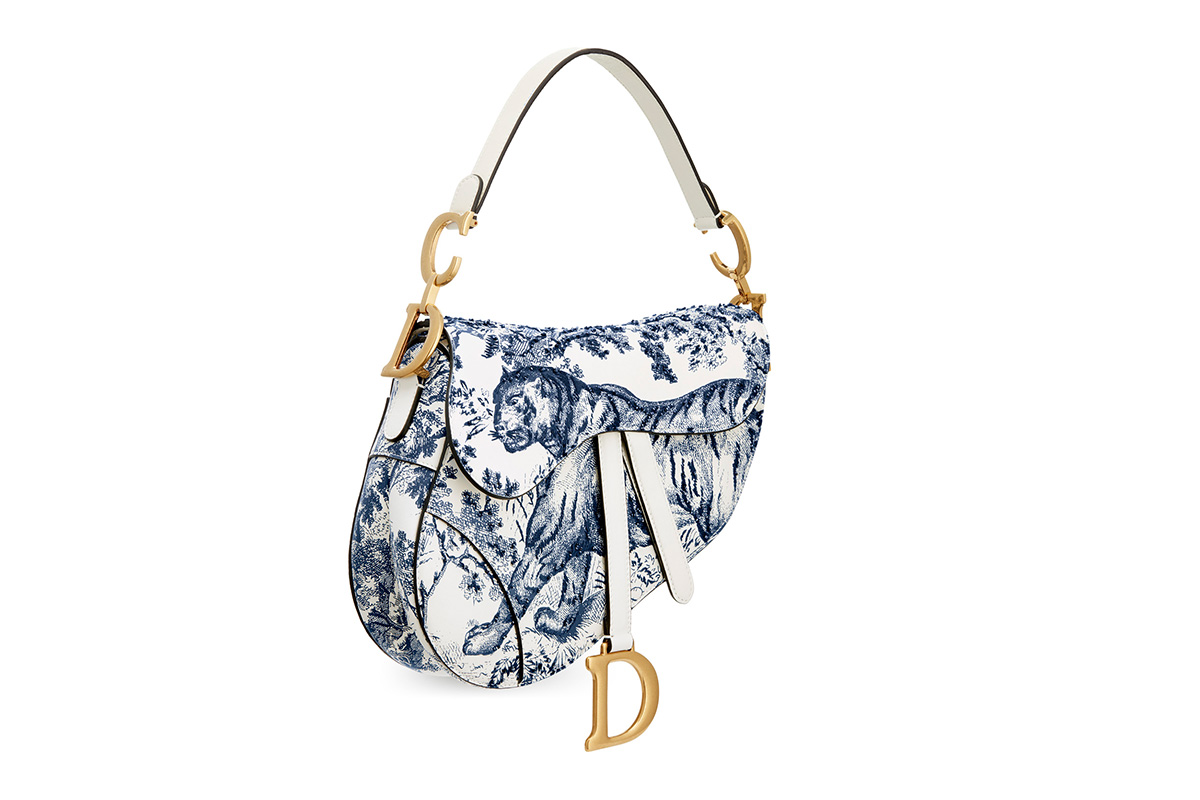 Dior Launches the Toile de Jouy Collection for holiday season 2018 ... eb1b07d2ee00f