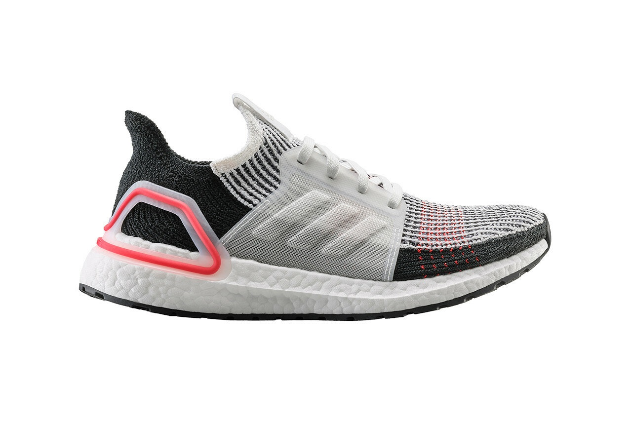 "adidas Unveils Ultra Boost 19 in ""Laser Red"" 
