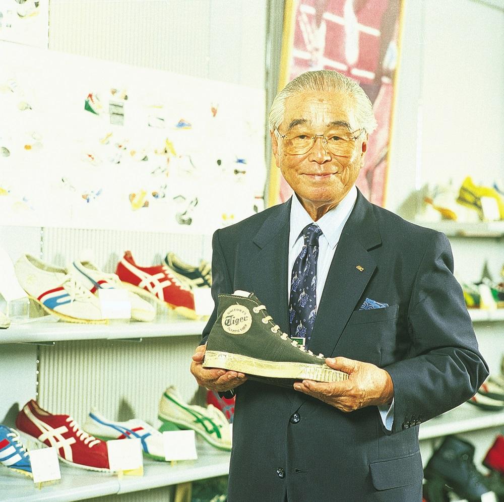 History of the Onitsuka Tiger | DA MAN