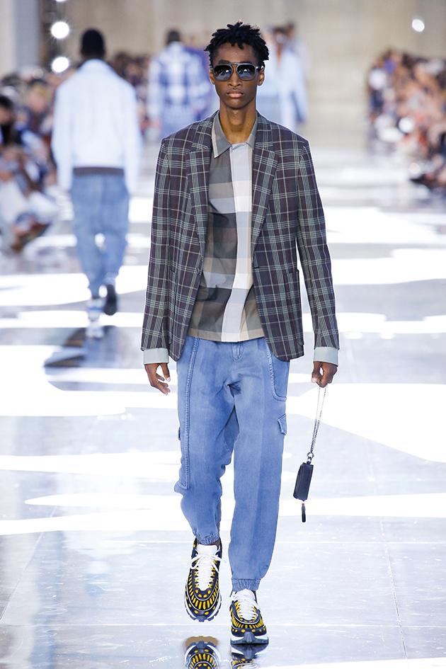 Ermenegildo Zegna, Runway report, blazer and jeans