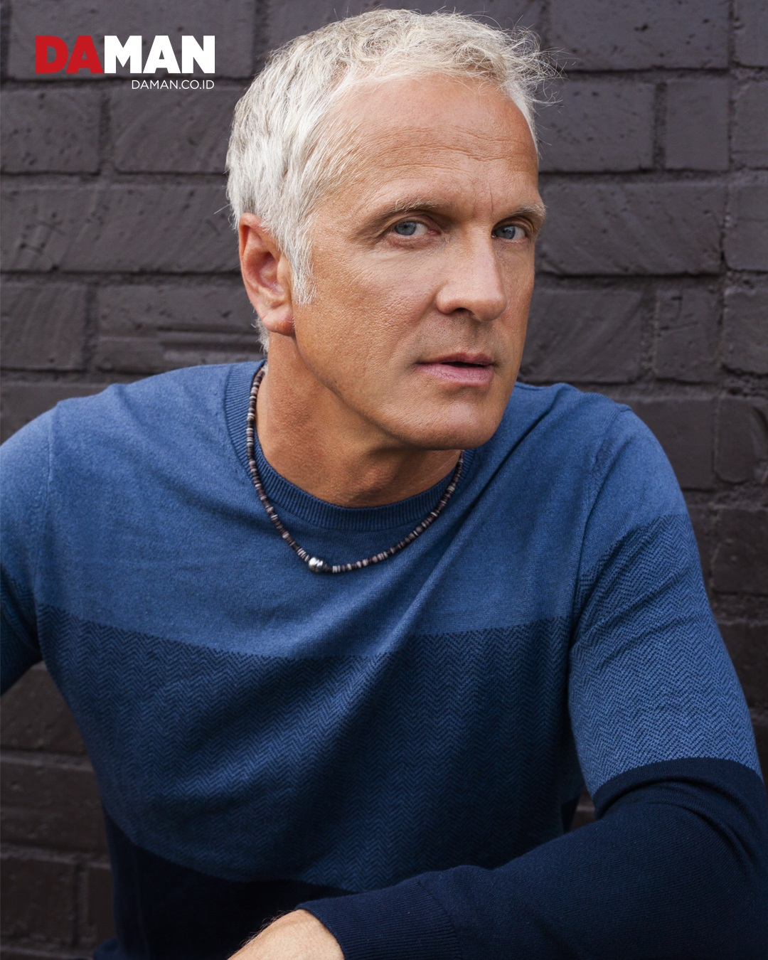 veteran actor patrick fabian shares everything about his