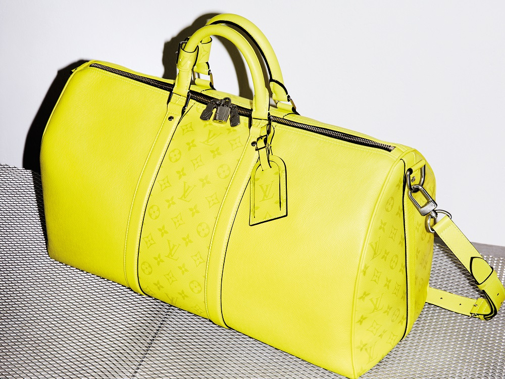 a32d9ece9430 Louis Vuitton Launched New Line of Leather Bags