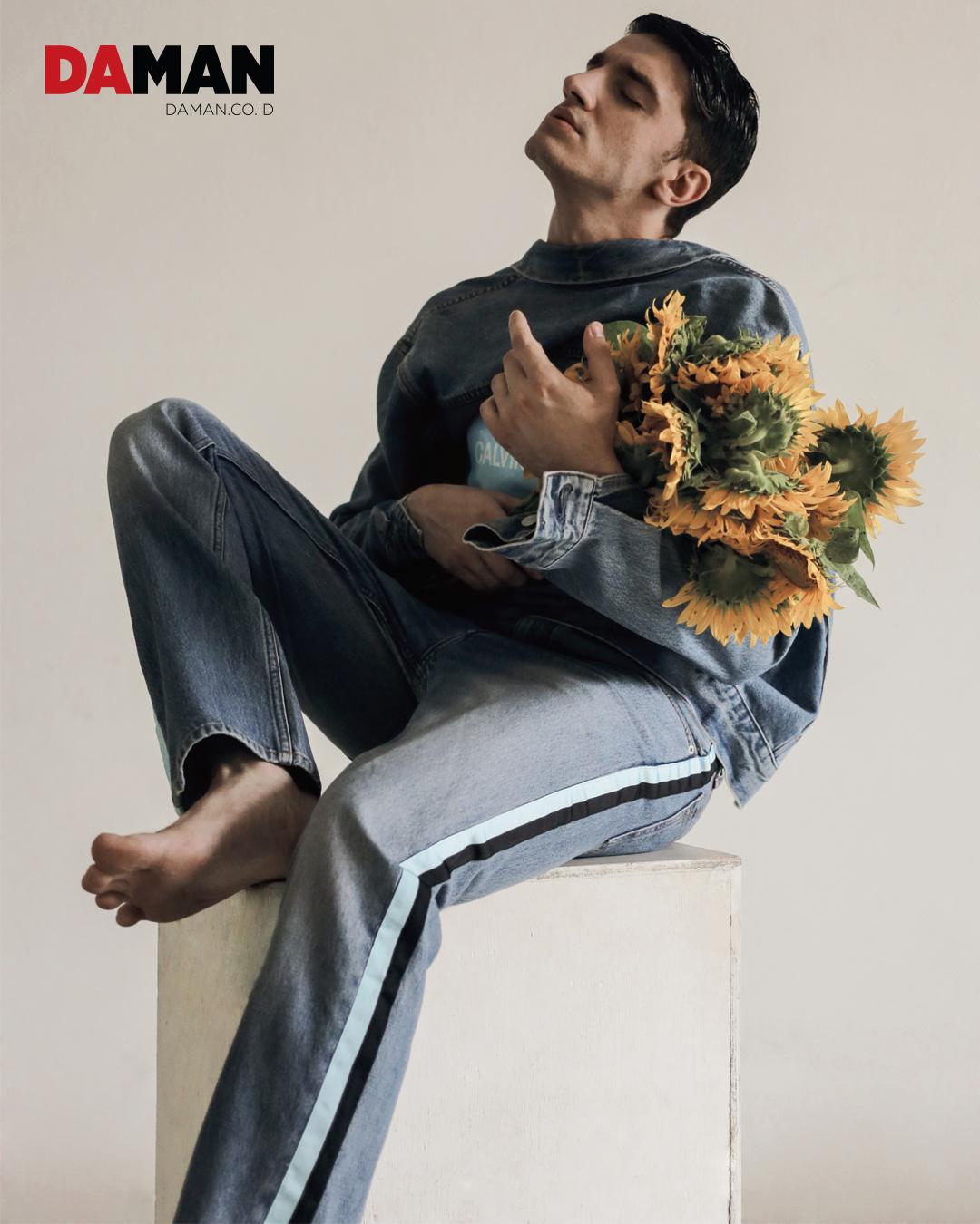 Thomas Sitio, Primawan Hakim, Jerdi Anarchi, Robert Emilian, Tayu Models, Arimbi, Calvin Klein Jeans