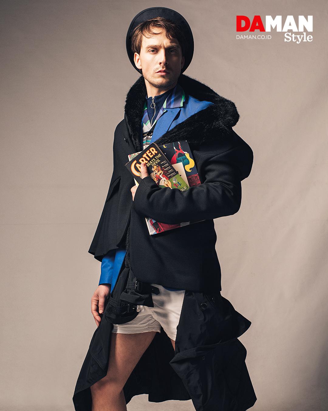 Oltin Dogaru, Ovidiu Buta, Tania Cozma, Alex Sarghe, Florin Sopcu, DEJAVU Model Management, Emporio Armani, Burberry, Prada, Abercrombie & Fitch, Hermès