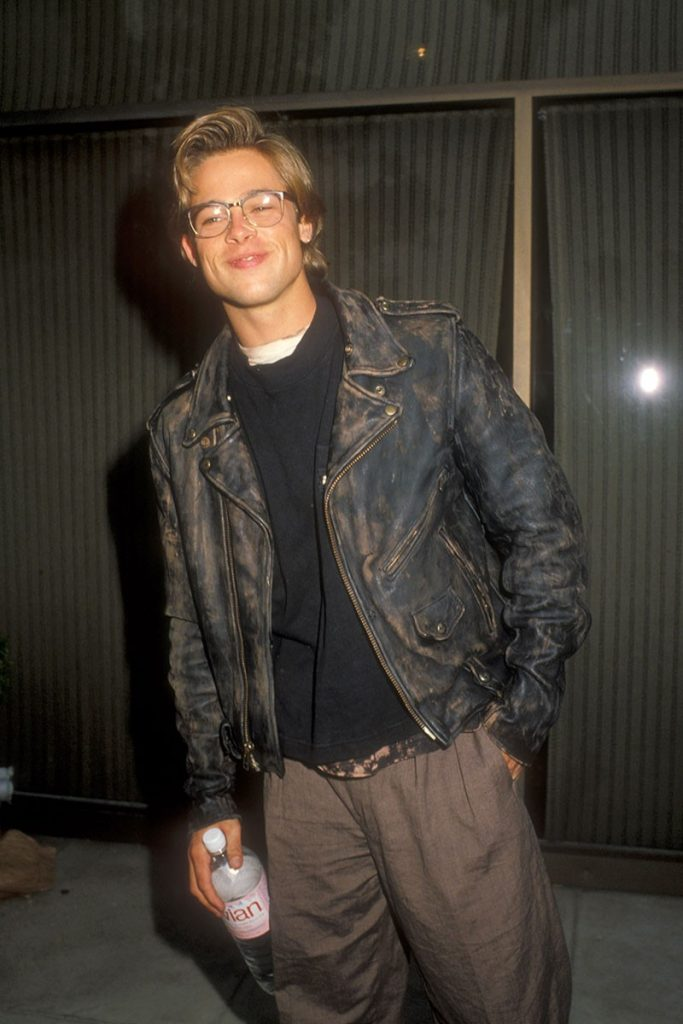 Steal Brad Pitt S Fashion And Style Da Man Magazine