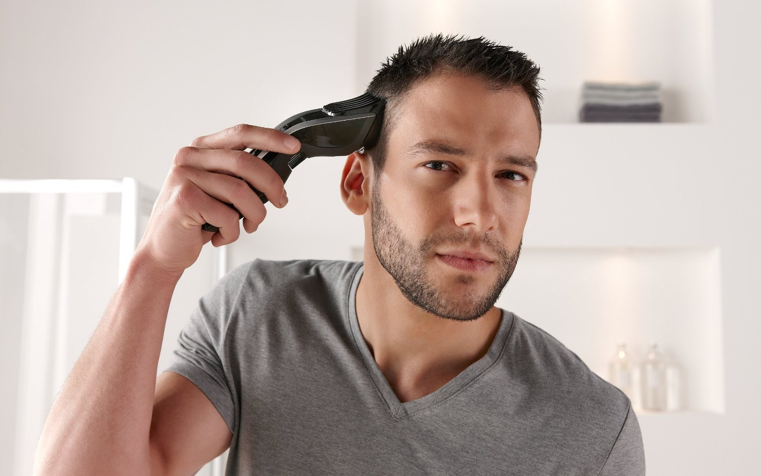 Tips For Cutting Your Own Hair During Self Isolation  DA MAN Magazine