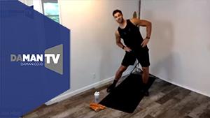 DA MAN Home Training Series Vol 7 Featuring Jon Hipp