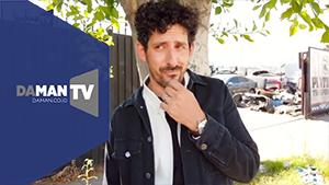 Behind the Scenes of Exclusive Online Shoot featuring Adam Shapiro