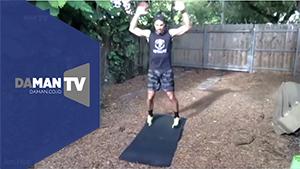 DA MAN Home Training Series Vol 12 Featuring Jon Hipp