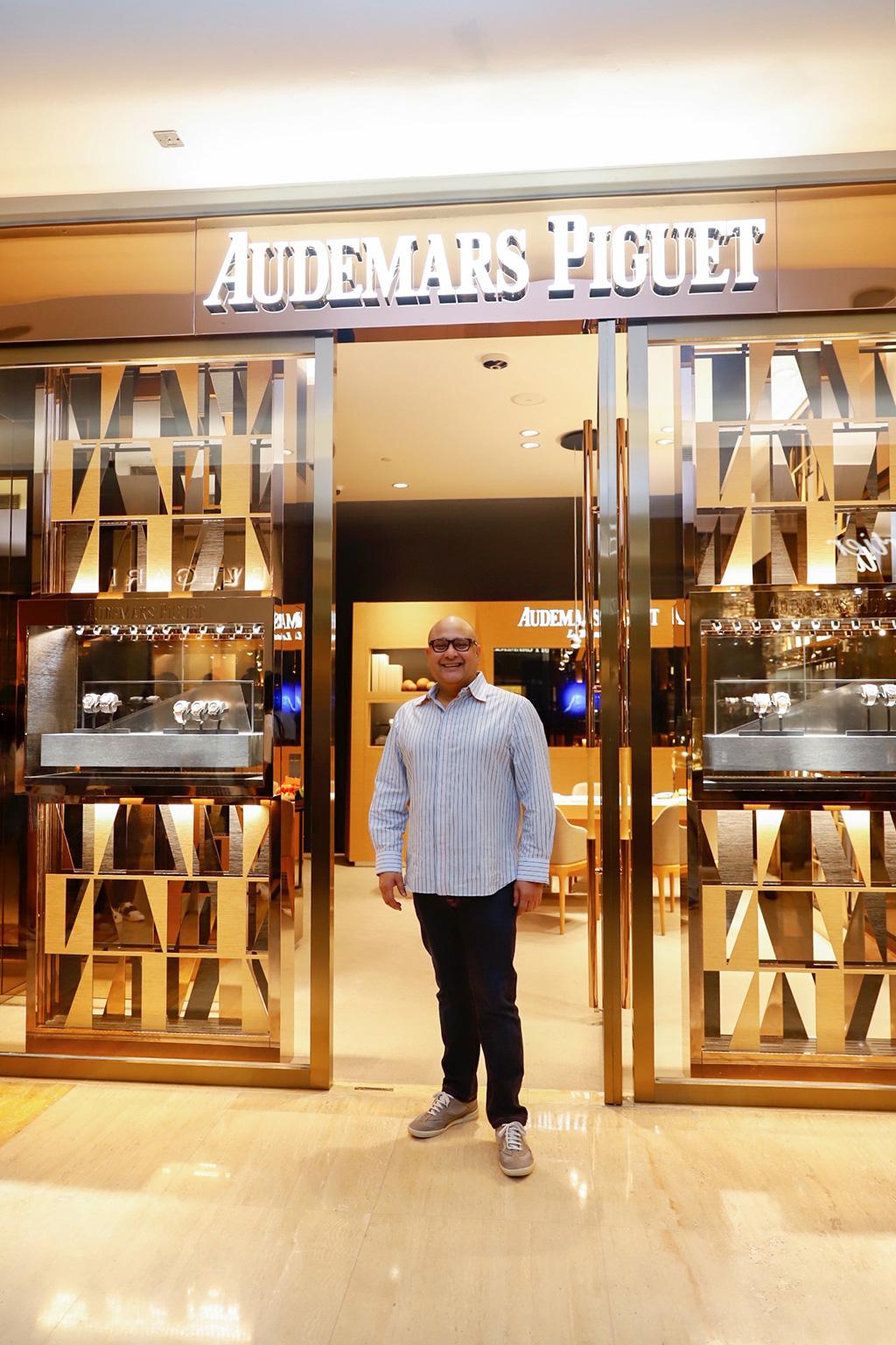 Audemars Piguet at Plaza Indonesia