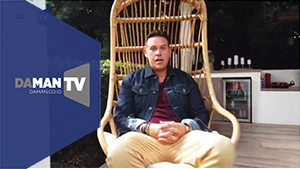 Behind the Scenes of DA MAN's Exclusive Online Shoot ft. Kevin Alejandro