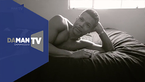 Behind-the-Scenes of DA MAN's Photoshoot featuring Wilson Cruz
