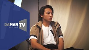 DA MAN Interview with Jefri Nichol