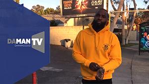 Behind-the-Scenes of DA MAN's Exclusive Online Shoot ft. Terrence Terrell