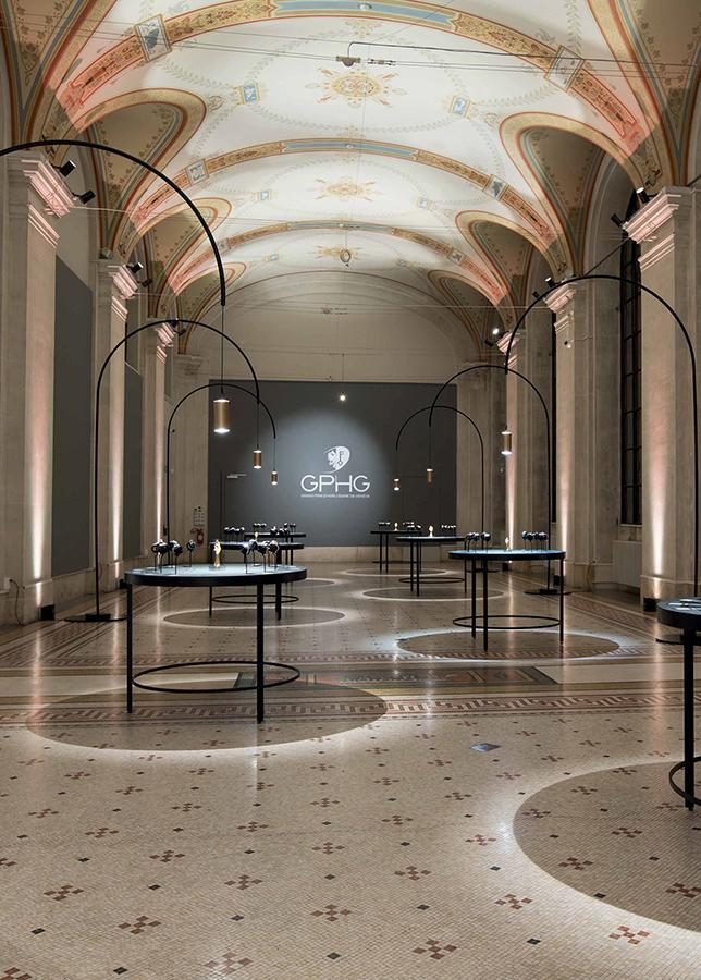2020 exhibition in Geneva