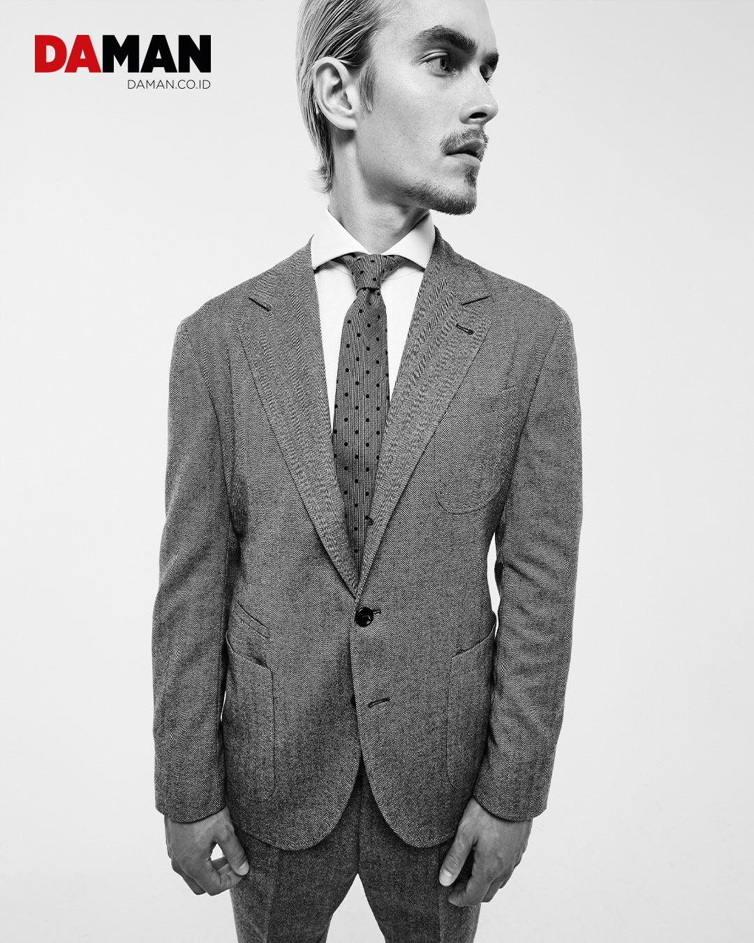 On Otto: Outfit by Brunello Cucinelli